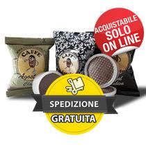 150 Cialde Caffè Agostani MISTE compatibili lavazza POINT
