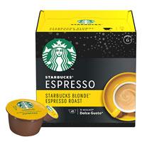 STARBUCKS Blonde Espresso Roast by Nescafé Dolce Gusto