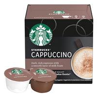 STARBUCKS Cappuccino by Nescafé Dolce Gusto