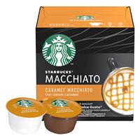 STARBUCKS Caramel macchiato by Nescafé Dolce Gusto
