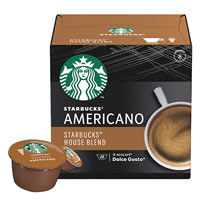 STARBUCKS House Blend by Nescafé Dolce Gusto