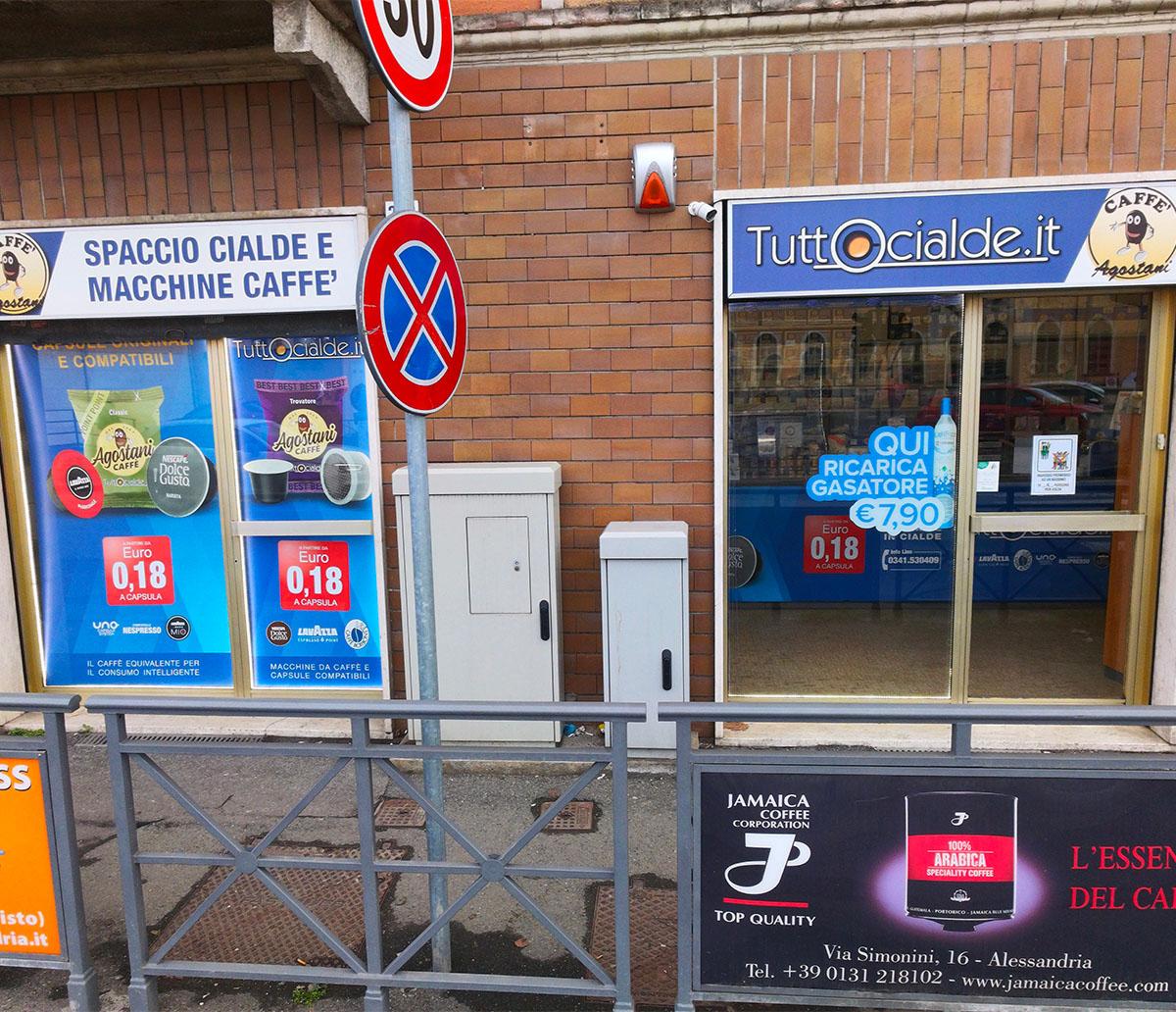 Punto Vendita Pick Pay di Alessandria