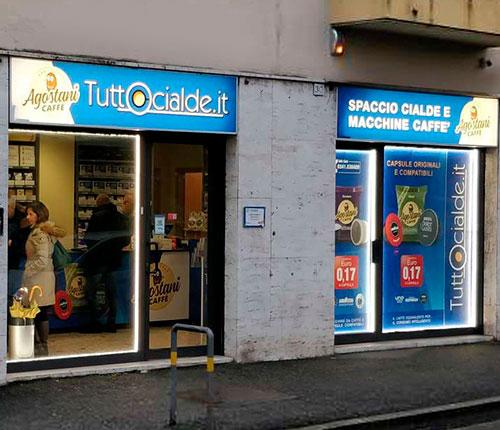 Punto Vendita Pick Pay di Brescia