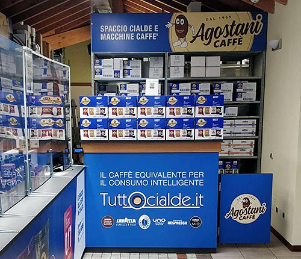 Punto Vendita Pick Pay di Cernusco Lombardone
