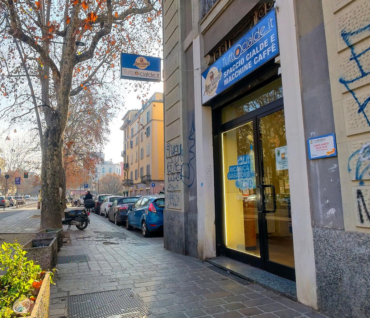 Punto Vendita Pick Pay di Milano 3